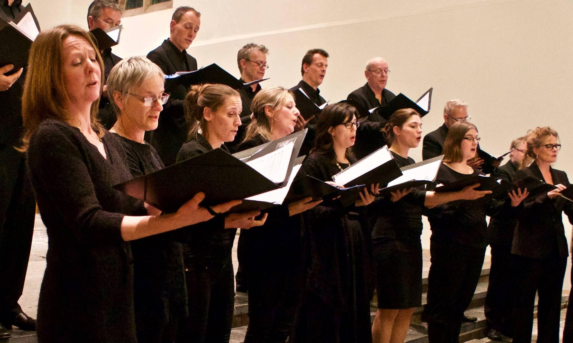 Ralph Sordo Choir